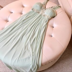 👗Aquamarine Mint 👗Prom/Bridesmaids Formal Dress